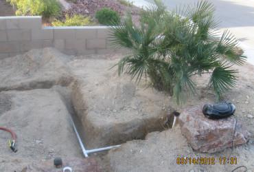 Preparing for Irrigation