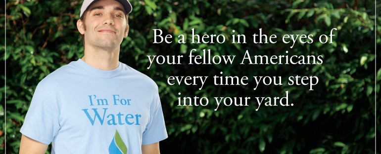 WaterSense® Public Service Announcement